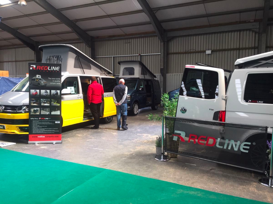 Redline at the Peterborough Show 26th to the 28th of April 2019